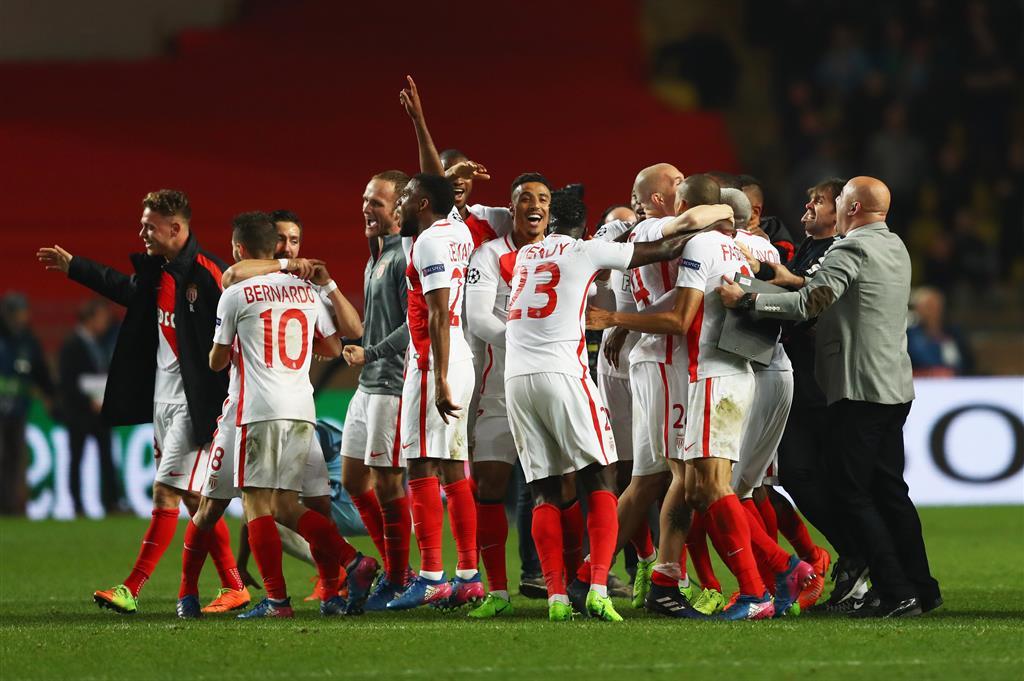 «ПСЖ»— «Монако»— 5:0. Видеообзор матча