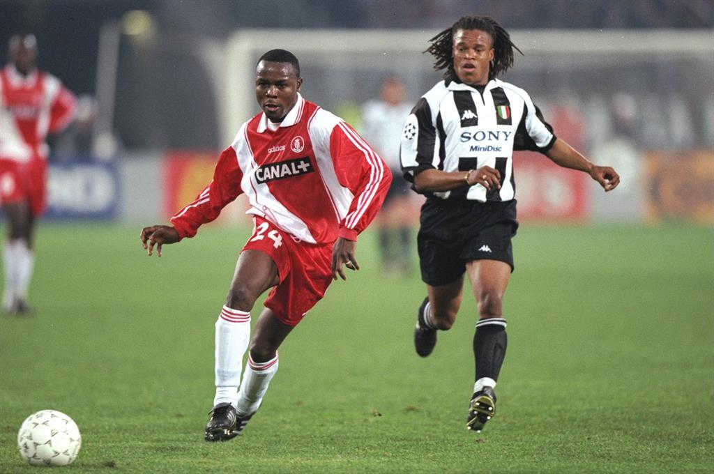 Матч 1998 ювентус- монако