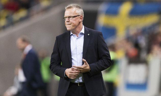 Швеция обыграла Италию впервом матче плей-офф отбора наЧМ