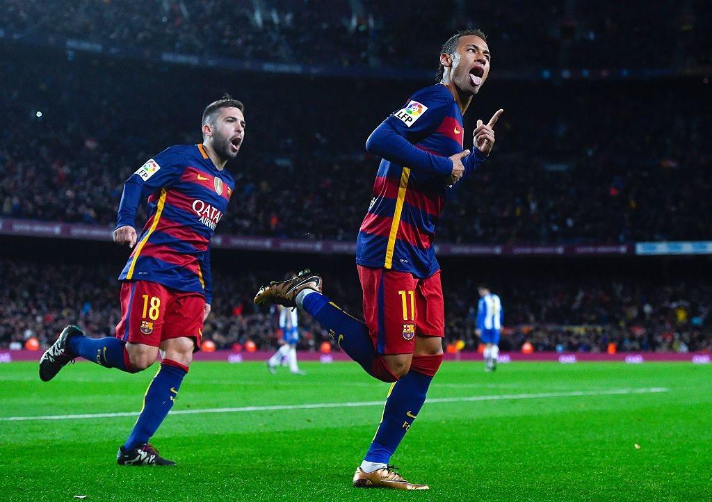 Без Неймара мне стало значительно  легче играть в«Барселоне»— Альба