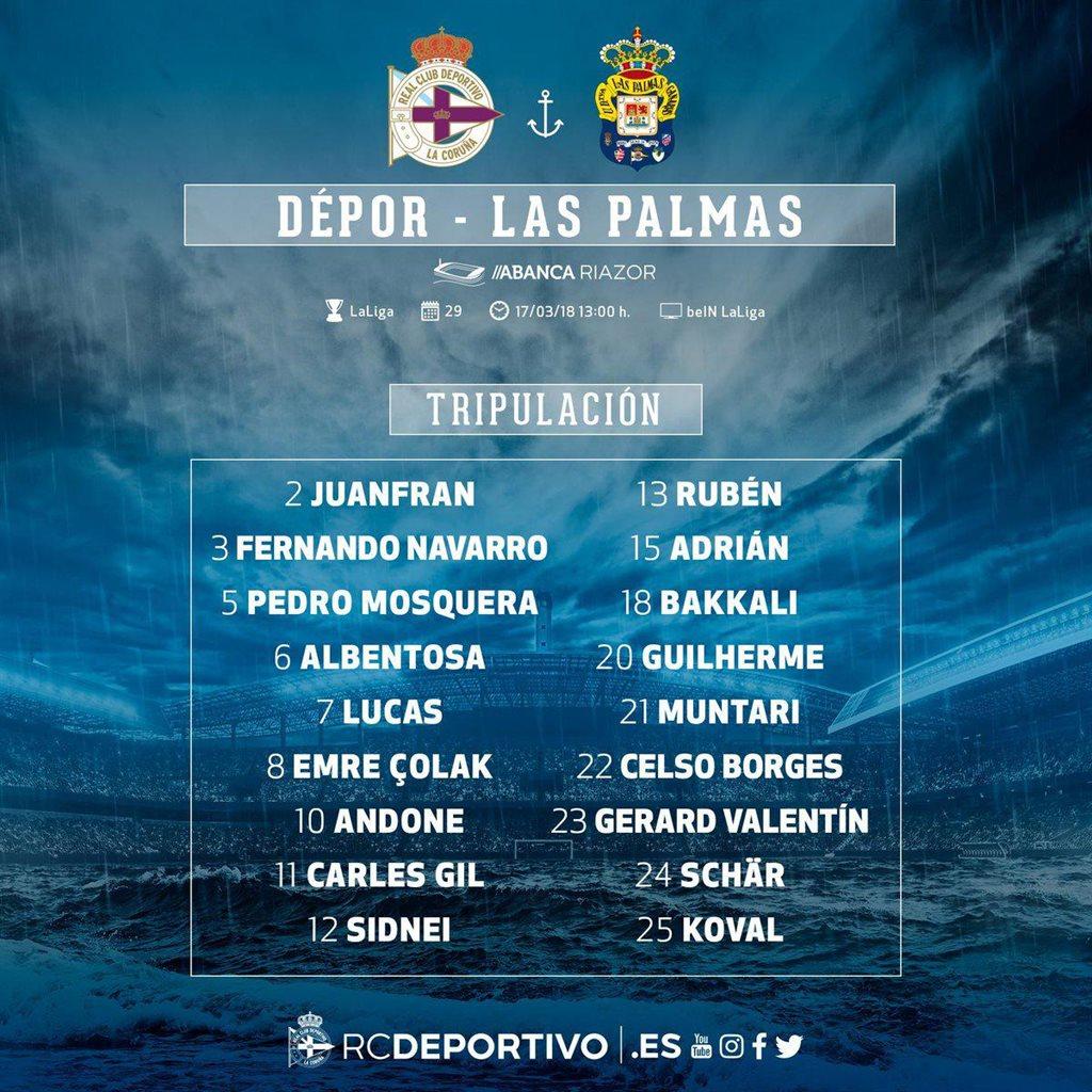 Максим Коваль попал в заявку Депортиво на матч 29-го тура чемпионата Испании - изображение 1