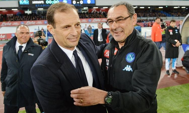 «Наполи» победил «Ювентус» вматче чемпионата Италии