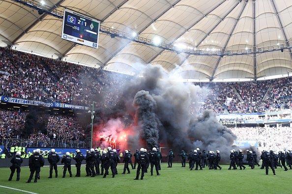Гамбург впервые покинул Бундеслигу