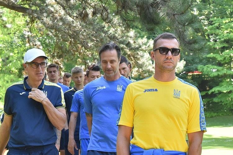 Сборная Украины впервый раз с следующего года одержала разгромную победу