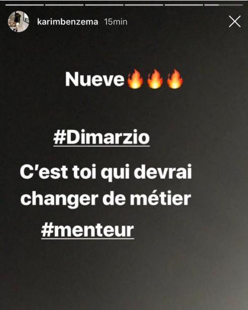 Бензема дал согласие на переход в «Милан»