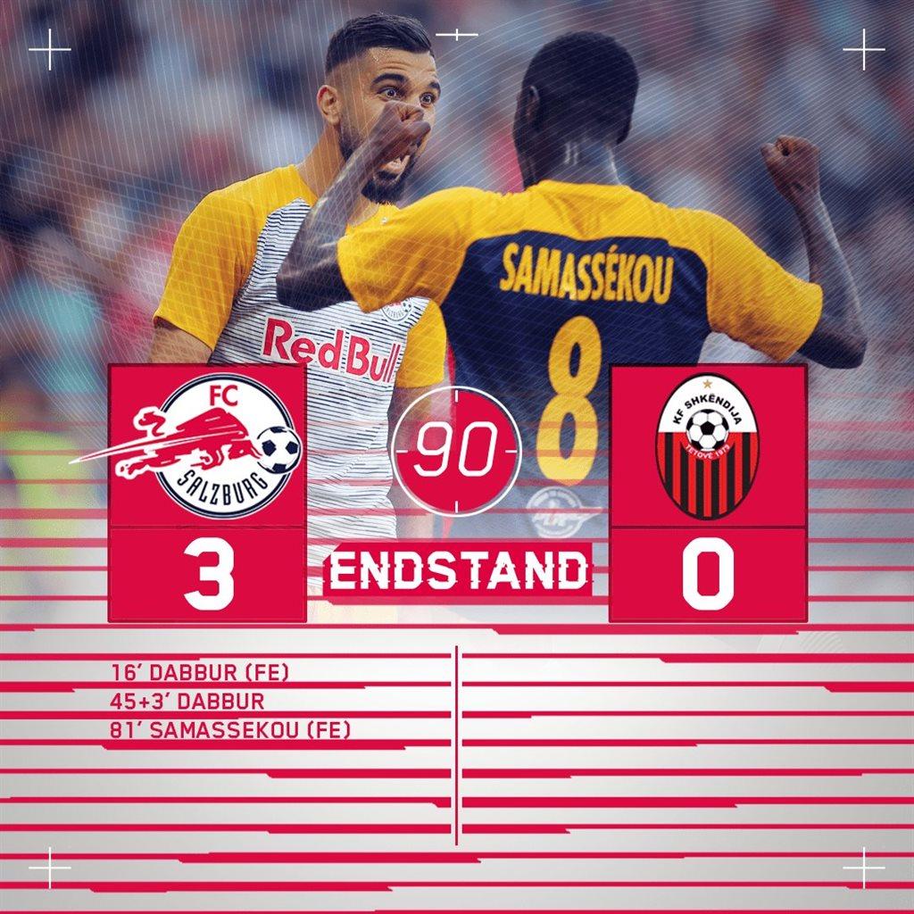 67. RB Salzburg (AUT) - KF Shkëndija 79 (MKD) 3:0
