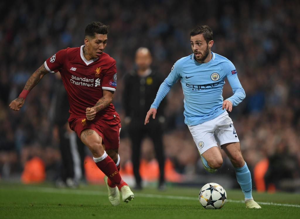 Ливерпуль— Манчестер Сити где смотреть онлайн трансляцию наТВ 7.10.2018