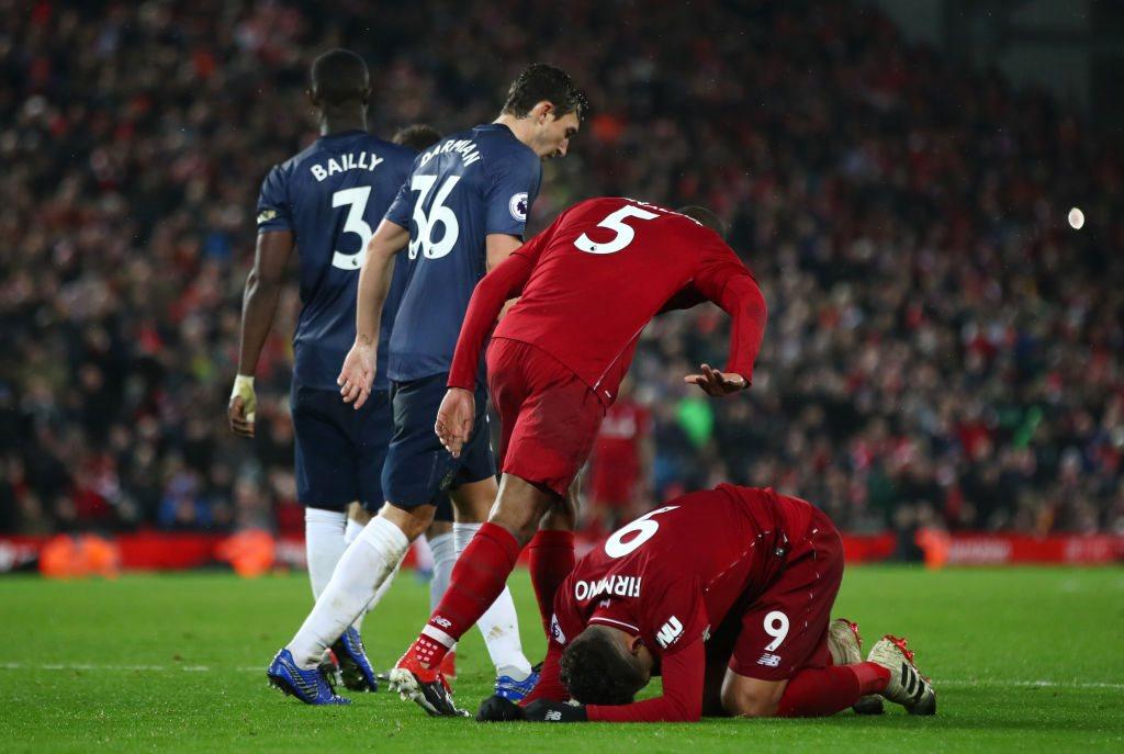 Манчестер юнайтед ливерпуль 11 февраля финальный счёт