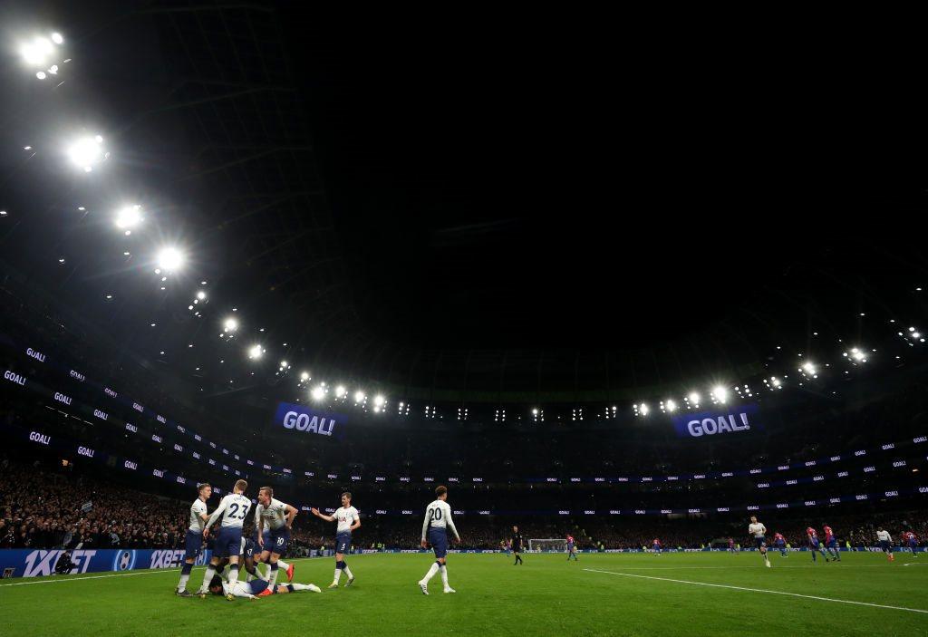 «Тоттенхэм» обыграл «Манчестер Сити» вчетвертьфиналеЛЧ