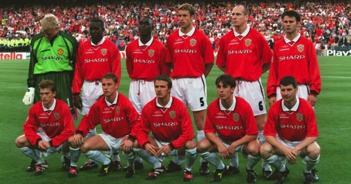 Манчестер юнайтед бавария 1998 1999
