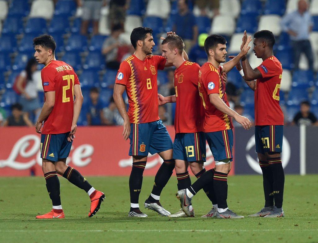 Испания обыграла Германию истала победителем чемпионата Европы U21