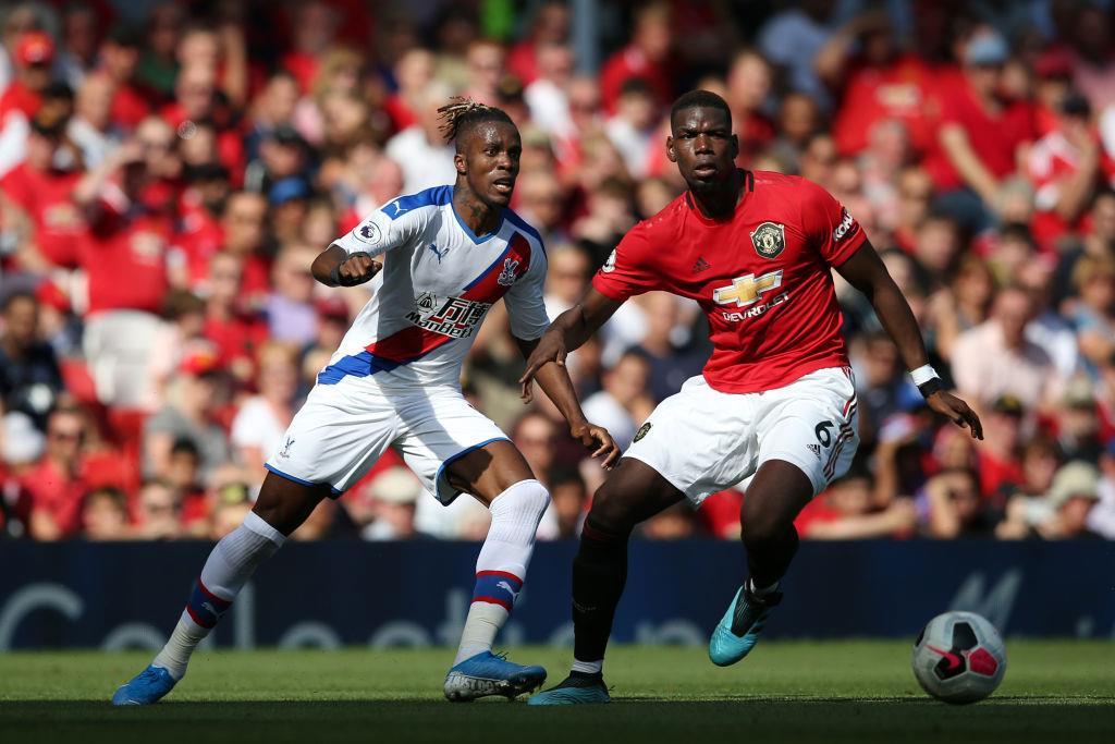 «Манчестер Юнайтед» на93-й минуте прошляпил ничью вигре с«Кристал Пэлас»