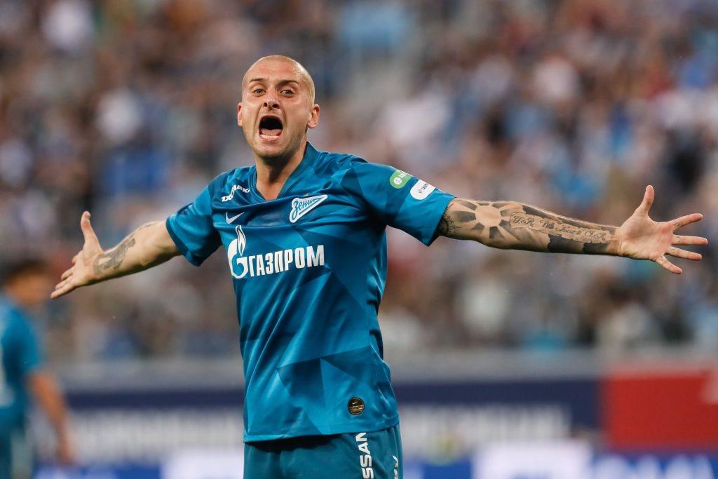 «Витесс» пожелал удачи Караваеву вдебютном матче Лиги чемпионов