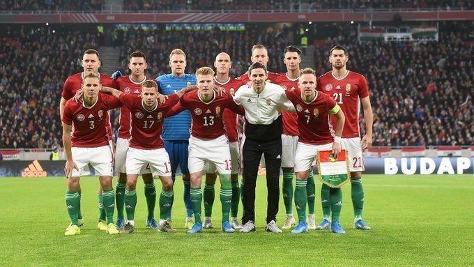Венгрия, twitter.com/MLSZhivatalos
