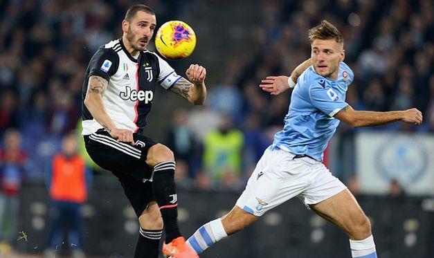 Лацио нанес Ювентусу первое поражение в сезоне