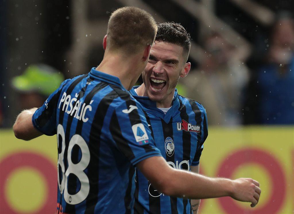 Малиновский забил шикарный  дебютный гол за«Аталанту» вчемпионате Италии