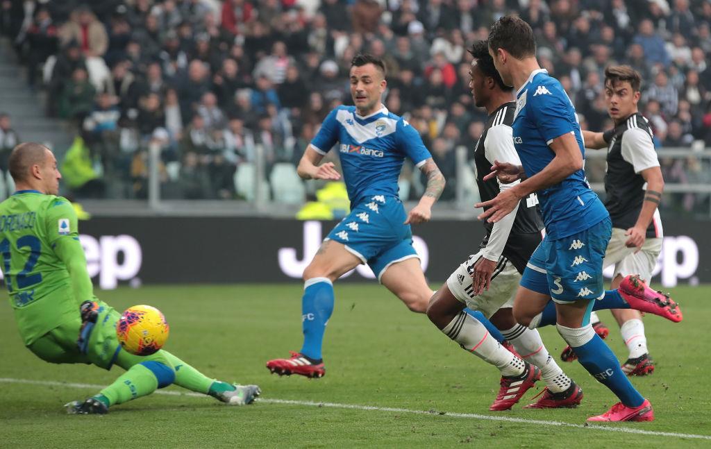 Серия А: чехарда Ювентуса, Лацио и Интера без изменения сути чемпионской интриги в итогах 24-го тура