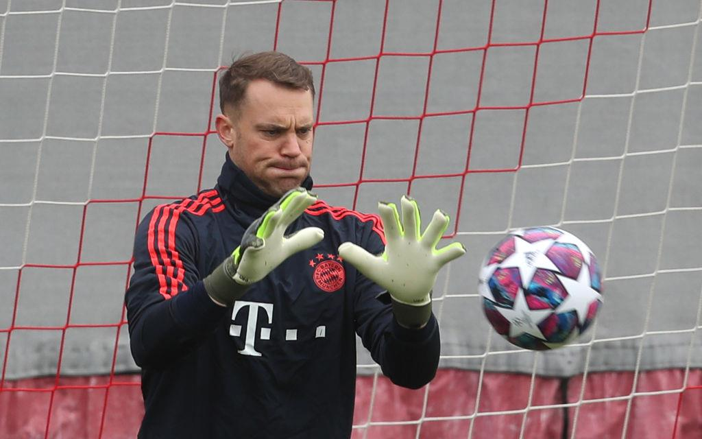 Вратари немецких футбольных клубов