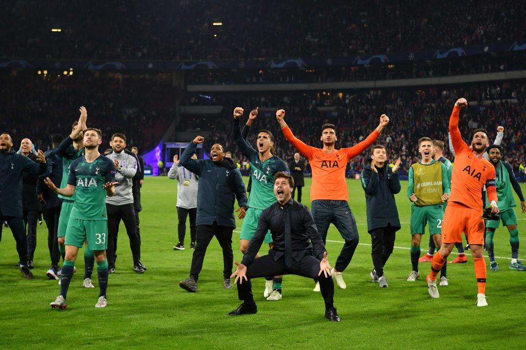 Ровно год назад Тоттенхэм совершил исторический камбэк против Аякса и вышел в финал Лиги чемпионов