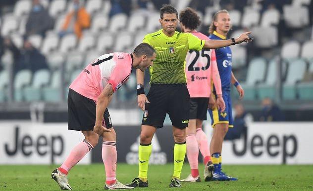 Бонуччи получил травму и пропустит игру против Динамо