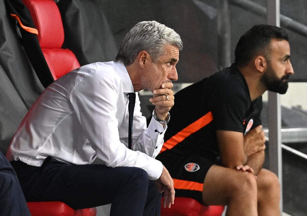 Каштру: Будем играть не так, как в Мадриде, но нацелены на победу