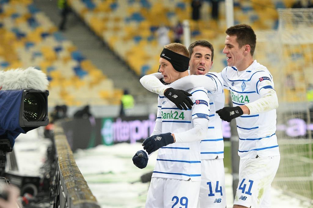 Динамо испугалось играть в футбол, а Брюгге, похоже, и вовсе не смог — разбор матча