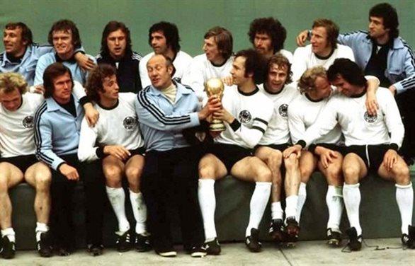 Чемпионат мира 1974 года