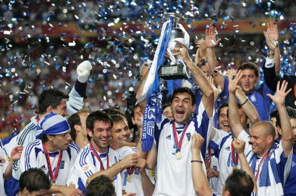 Чемпионат Европы 2004 года