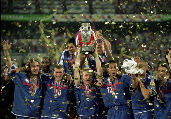 Чемпионат Европы 2000 года