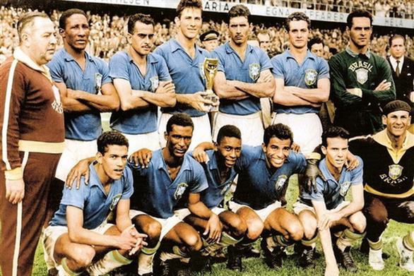 Чемпионат мира 1958 года