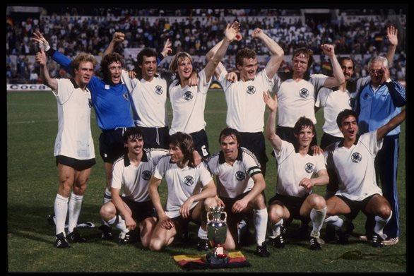 Чемпионат Европы 1980 года