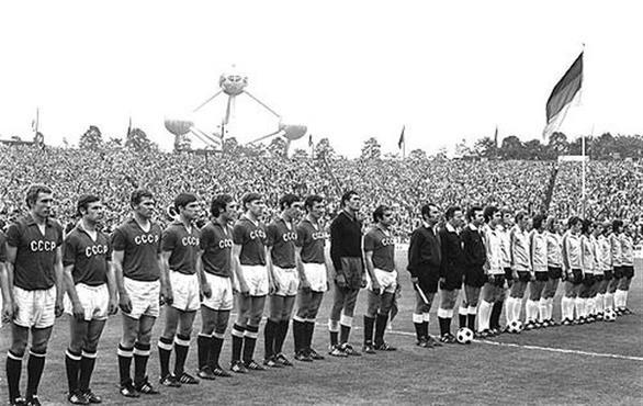 Чемпионат Европы 1972 года