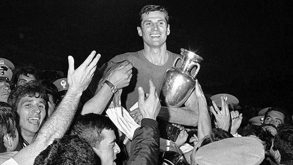 Чемпионат Европы 1968 года