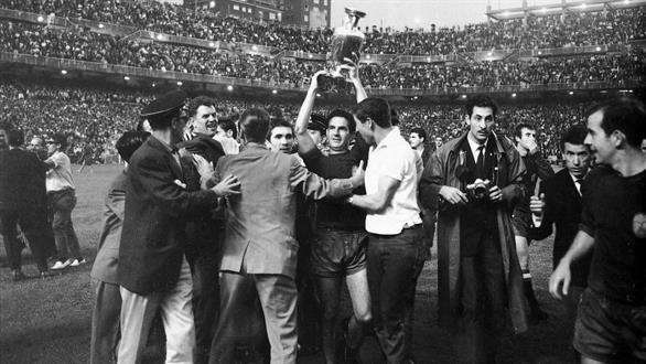 Чемпионат Европы 1964 года