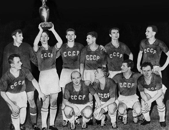 Чемпионат Европы 1960 года