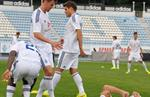 Презентация новой формы и тренировка Динамо