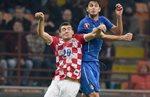 Италия 1:1 Хорватия