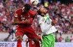 Бавария 1:1 Вольфсбург