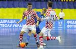 Как Украина обыгрывала Хорватию
