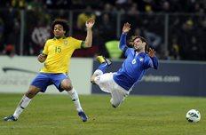 Италия 2:2 Бразилия
