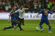 Казахстан 0:3 Германия