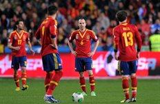 Испания 1:1 Финляндия