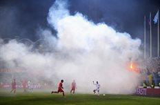 Черногория 1:1 Англия