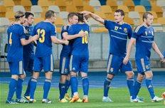 Украина 2:0 Израиль