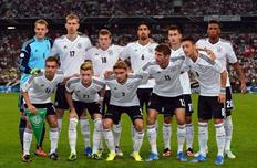 Германия 3:0 Австрия
