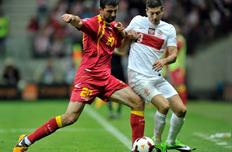 Польша 1:1 Черногория