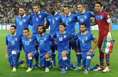 Италия 2:1 Чехия