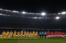 Украина 0:0 Англия