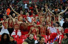 Англия 4:1 Черногория