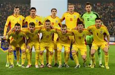 Румыния 1:1 Греция